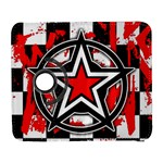 Star Checkerboard Splatter Samsung Galaxy S  III Flip 360 Case