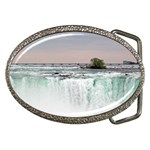 Niagra s Horseshoe Falls Belt Buckle