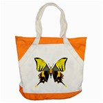 Butterfly M2 Accent Tote Bag