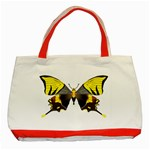 Butterfly M2 Classic Tote Bag (Red)