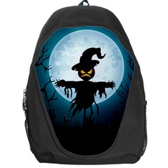 Scarecrow Monster Backpack Bag by trulycreative