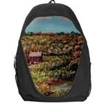Hillside Homestead In  October 2 2m Backpack Bag