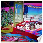 Christmas Ornaments and Gifts Canvas 20  x 20
