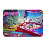 Christmas Ornaments and Gifts Plate Mat