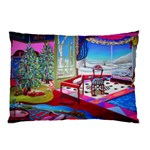 Christmas Ornaments and Gifts Pillow Case (Two Sides)