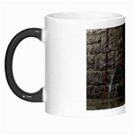 Goth Skull and Blood in Dungeon Morph Mug