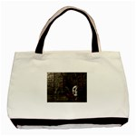 Goth Skull and Blood in Dungeon Classic Tote Bag (Two Sides)