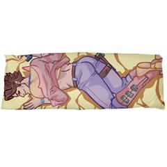 Handsome Jack Body Pillow (dakimakura) Case (two Sides) by Jenpie