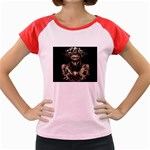 Zombie Walking Dead Earth Woman Women s Cap Sleeve T-Shirt