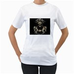 Zombie Walking Dead Earth Woman Women s T-Shirt