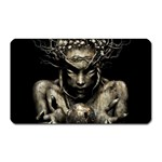 Zombie Walking Dead Earth Woman Magnet (Rectangular)