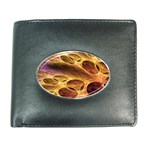 Forgotten Caverns of Dust Fantasy Fractal Wallet
