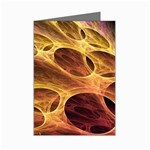 Forgotten Caverns of Dust Fantasy Fractal Mini Greeting Cards (Pkg of 8)