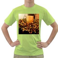 Christmas Tree  1 1 Green T-shirt by bestdesignintheworld