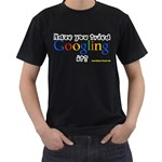 Have you tried Googling it? Black T-Shirt