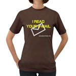 I read you e-mail Women s Dark T-Shirt
