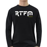 RTFM! Long Sleeve Dark T-Shirt