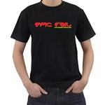 Epic Fail Black T-Shirt
