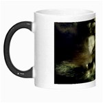Dark Gothic Pirate Ship at Sea Fantasy Morph Mug