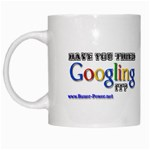 Have you tried Googling it? White Mug