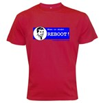 When in doubt REBOOT! Dark T-Shirt