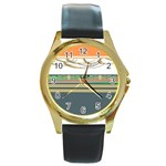 Sherellerippy4013by5178a4bc9b Round Gold Metal Watch
