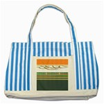 Sherellerippy4013by5178a4bc9b Striped Blue Tote Bag