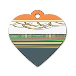Sherellerippy4013by5178a4bc9b Dog Tag Heart (One Side)