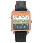 Sherellerippy4013by5178a4bc9b Rose Gold Leather Watch