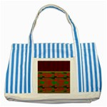 Sherellerippydec42019dddc5 Striped Blue Tote Bag