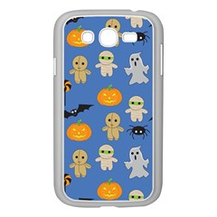 Halloween Samsung Galaxy Grand Duos I9082 Case (white) by Sobalvarro
