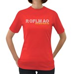 ROFLMAO Women s Dark T-Shirt