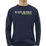 ROFLMFAO Long Sleeve Dark T-Shirt