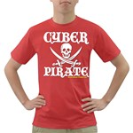 Cyber Pirate  Dark T-Shirt