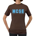 MCSE College Women s Dark T-Shirt