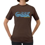 Geek Women s Dark T-Shirt
