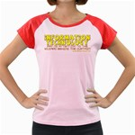 Information Technology Women s Cap Sleeve T-Shirt