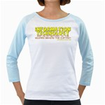 Information Technology Girly Raglan