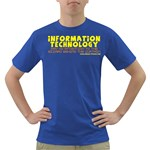 Information Technology Dark T-Shirt