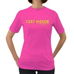 1337 H4x04 Women s Dark T-Shirt