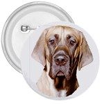 Great Dane ^ 3  Button