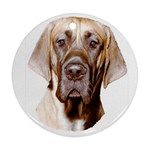 Great Dane ^ Ornament (Round)