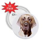 Great Dane ^ 2.25  Button (10 pack)