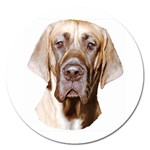 Great Dane ^ Magnet 5  (Round)