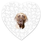 Great Dane ^ Jigsaw Puzzle (Heart)