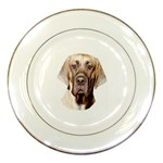 Great Dane ^ Porcelain Plate