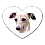 Italian Greyhound ^ Mousepad (Heart)