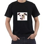Italian Greyhound ^ Black T-Shirt