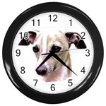 Italian Greyhound ^ Wall Clock