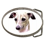 Italian Greyhound ^ Belt Buckle